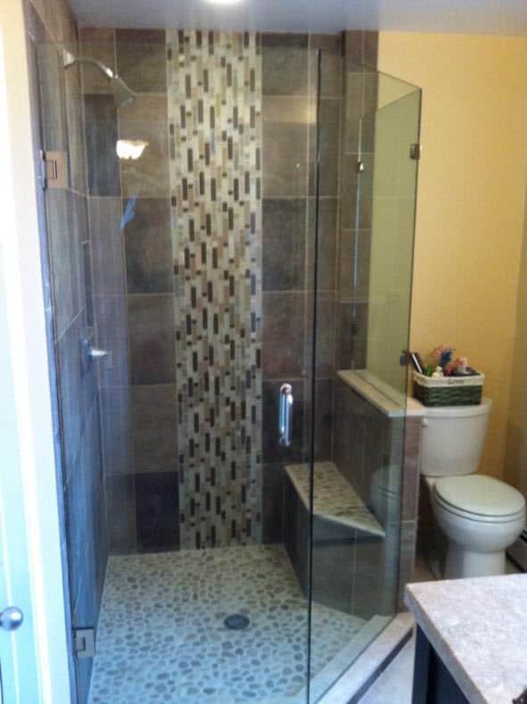 pottstown shower renovation