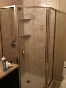 shower renovation pottstown