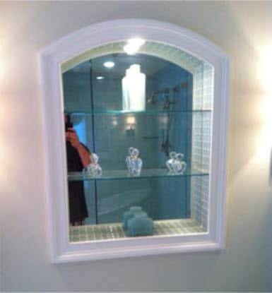 pottstown glass display